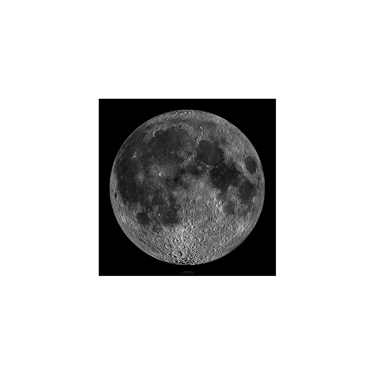 Incado Nasa: The Moon i metal    Bolighuset Werenberg